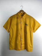 半袖シャツ/L/コットン/YLW/used shirts
