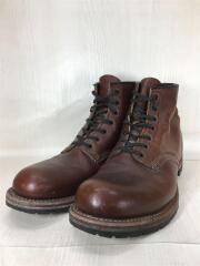 Beckman Boot/ブーツ/US10/BRW/レザー/9016