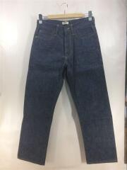 ストレートパンツ/28/デニム/IDG/無地/5120602431322/used jeans
