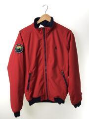 ジャケット/M/ナイロン/RED/MNPOOTW16010252/ウォーターリペラント//スウィングトップ