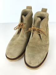 ブーツ/US8/BEG/25058