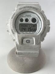 腕時計/デジタル/ラバー/WHT/GD-X6900HT