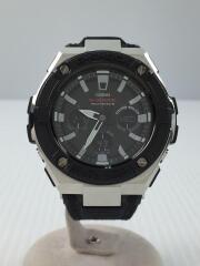 ソーラー腕時計・G-SHOCK/GST-W330AC-1AJF/デジアナ/ブラック//電波  G-STEEL ジースチール