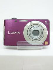 デジタルカメラ LUMIX DMC-FH5-V [バイオレット]