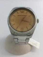 クォーツ腕時計/アナログ/ステンレス/AR-0318/インポート/デザイナーズ