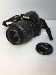 デジタル一眼カメラ D3200 18-55 VR レンズキット [ブラック]