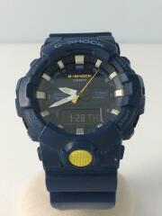 クォーツ腕時計/G-SHOCK/デジアナ/GA-800SC-2AJF