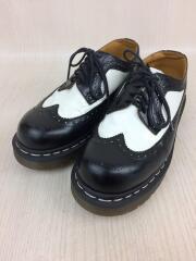 ブーツ/UK6/BLK/レザー/10458001/使用感有