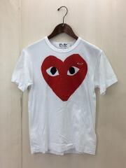 Tシャツ/S/コットン/WHT/AZ-T026/AD2018