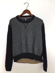 セーター(厚手)/38/ウール/NVY/E1N35-816-29