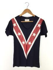 Tシャツ/1/コットン/NVY