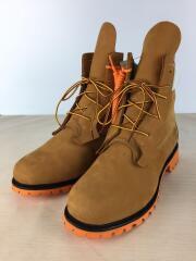 ブーツ/28cm/CML/レザー/A246K