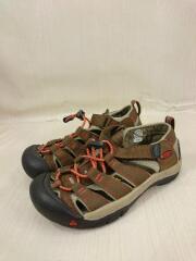 キッズ靴/20cm/サンダル/BRW