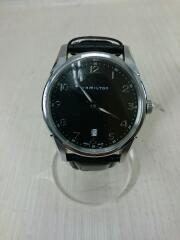 腕時計/アナログ/BLK