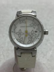 腕時計/アナログ/Q121C/タンブール ラブリーペルル