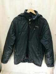 パフジャケット/ブルゾン/S/ポリエステル/BLK/83990