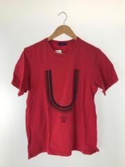 16SS/U GIZ T-SHIRT/Tシャツ/2/コットン/RED