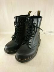 DRENCH 8EYE BOOT/ブーツ/US7/BLK/ラバー