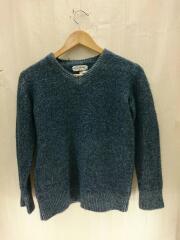 11AW/セーター(厚手)/3/ウール/NVY/HP-K12-186