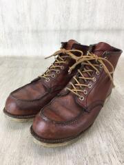 CLASSIC MOC/クラシックモック/9106 D/ブーツ/US9/RED/レザー