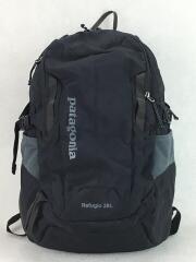 パタゴニア/Refugio 28L/バッグパック/リュック/ブラック/黒/アウトドア