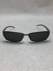 サングラス/--/プラスチック/EA9057/S/ブラック/ラグジュアリーブランド/セカスト/中古