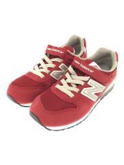 キッズ靴/20cm/スニーカー/RED