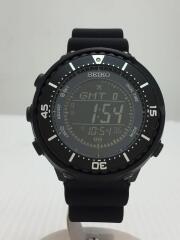 PROSPEX/ソーラー腕時計/BLK/S802-00K0/プロスペックス/アーバンリサーチ/ダイバー