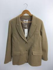 リバージャケット/テーラードジャケット/38/ウール/BEG/180302049