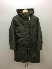 モッズコート/FREE/コットン/KHK/TMK-1301780/中わたコート/中綿コート