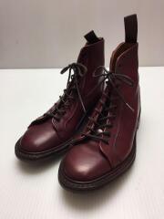 Monkey Boots/モンキーブーツ/レースアップブーツ/UK5/BRD/レザー/6087