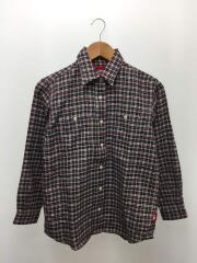 ネルシャツ/M/NTW26101/チェックシャツ