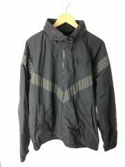 ナイロンジャケット/XL/ナイロン/BLK/無地/6692005/トレーニングジャケット