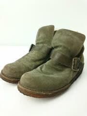 ブーツ/42/GRY/スウェード/1-1067