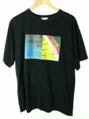WELLDER ウェルダー/Tシャツ/4/コットン/BLK
