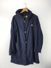 Nylon Taffeta Coat/ステンカラーコート/40/ナイロン/NVY/17S-WS-003/JD-8800