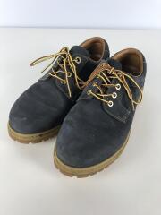 ブーツ/25.5cm/BLU/スウェード/D120006/STARK
