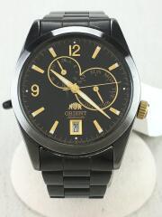 自動巻腕時計/アナログ/ET07-E1-C/傷有