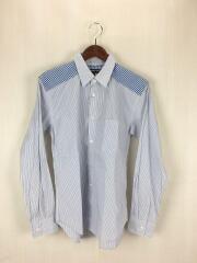 切替ストライプシャツ/XS/DP-B028/AD2015/タグ付