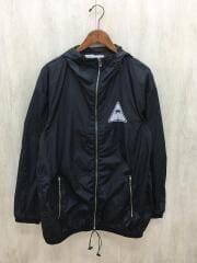 フーデッドジャケット/M/ブラック/PMEB006S18309062