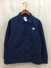 NYLON TAFFETA COVERALL JACKET/カバーオール/38/ナイロン/NVY/JD-8882