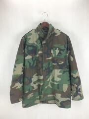 M-65/ライナー付/米軍実物/ミリタリージャケット/S/コットン/KHK/8415-01-099-7831