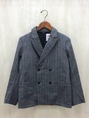 ジャケット/36/ウール/GRY/JD-8738