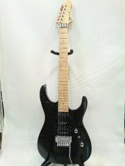 Traditional エレキギター/ストラトタイプ/黒系/SSH/ロックタイプ