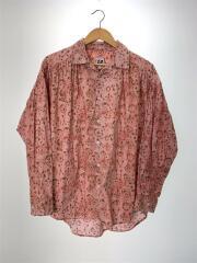 19SS/Painter Shirt -Art Symbol Motif-/シャツ/S/コットン/PNK/総柄