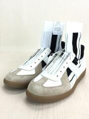 Replica Sock High/S37WS0459/箱付/未使用品/ハイカットスニーカー/40/ホワイト