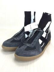 Replica Sock High/S37WS0459/箱付/ハイカットスニーカー/40/ブラック