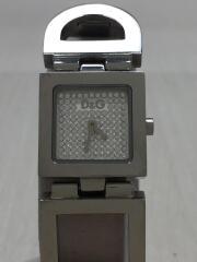 クォーツ腕時計/アナログ/ステンレス/DW0030/ナイト&デイ
