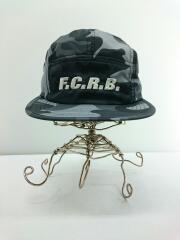キャップ/FREE/ポリエステル/GRY/カモフラ/FCRB-170063/CAMOUFLAGE JET CAP