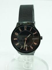 クォーツ腕時計/アナログ/ステンレス/SKW2806/GRENEN SLIM
